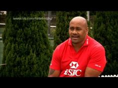Jonah Lomu in HK. I was there just before the interview :) Jonah Lomu, Rugby Sevens, Kiwiana, Rugby World Cup, Olympic Games, Olympics, Interview, Mens Tops
