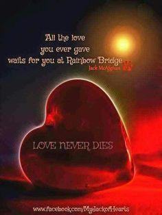 Never dies