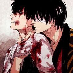 Bloody Abused anime boys (108) /cm/ - Injured boys