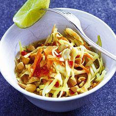 Weißkohl-Erdnuss-Salat Rezept | Küchengötter