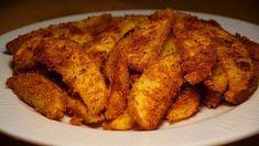 Как же он хорош! Такой картофель станет любимым гарниром - КАРТОФЕЛЬ, ЗАПЕЧЕННЫЙ В ДУХОВКЕ в сухарях — Кулинарная книга - рецепты с фото