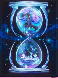 my little pony,Мой маленький пони,фэндомы,mlp art,Princess Luna,принцесса Луна,royal,Nightmare Moon,minor