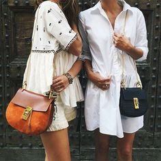 on the street - Chloe - bag - outfit - steet style - inspiration - 2017 - l'Etoile Luxury Vintage