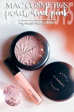 MAC Cosmetics Peach and Pink | Spring 2015