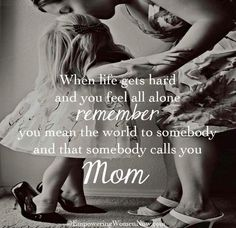 And I happen to be blessed to be called Mom by the most amazing kids ever
