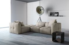 Samoa Sense Lux Corner Sofa (2) - Sofas and Armchairs - Catalog - ITALIA HOME