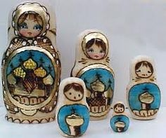 nesting dolls - Google Search