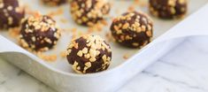 Keto Peanut Butter Chocolate Protein Balls   The Protein Bread Co. : The Protein Bread Co.