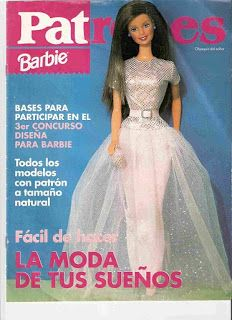 ARTE COM QUIANE - Paps,Moldes,E.V.A,Feltro,Costuras,Fofuchas 3D: Barbie