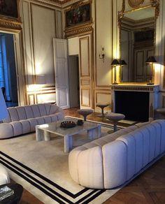 Nicolas ghesquiére apartment in Paris