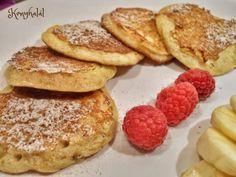 Banánpalacsinta paleocsinta Pancakes, French Toast, Food And Drink, Gluten Free, Sweets, Breakfast, Desserts, Glutenfree, Morning Coffee