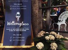 Wetternglass - Italien handcraft  Swedish quality. #icecream #organic #fairtrade #natural #homemade