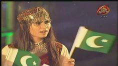 Rahat Fateh Ali Khan Sings 'Shukria Pakistan' in Pakistan Day Parade
