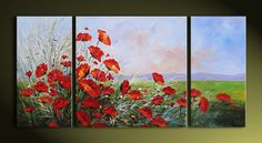 #art #oilpaintings #flowers