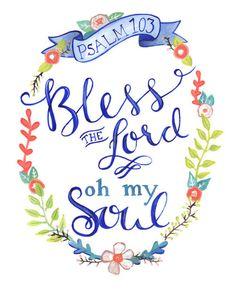 Psalm 103♡