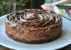 Cheesecake alla nutella ricetta veloce e senza cottura
