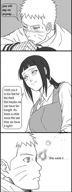 Naruhina: Naruto's Jealously Extra Pg1 Source:toco Translation: occasionallyisaystuff Naruto © Masashi Kishimoto