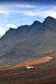 Pico-de-la-Zarza Fuerteventura  Spain