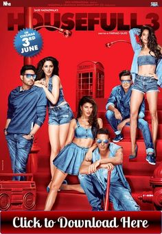 Housefull 3 Full Movie Download Free HD | | Housefull 3 Full Movie Download Free With High Quality Audio & Video Online in HD, DVDRip, Bluray Watch Putlocker, AVI, 720p, 1080p, Megashare or Movie4k, PC, mac, iPod, iPhone on your device as per your required formats.  →	http://onlinemoviedownloadsite.blogspot.com/2016/05/housefull-3-full-movie-download-free-hd.html