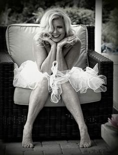 Marilyn for a Day!  Photos by GregNickel