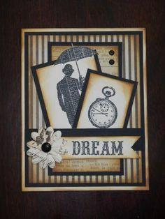 Vintage Dreams by hejanderson - Cards and Paper Crafts at Splitcoaststampers