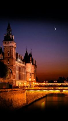The Conciergerie, Paris, France