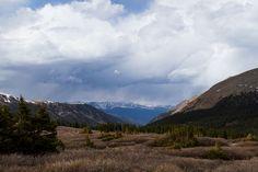 Colorado along the Guanella Pass