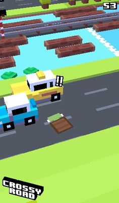 New high on crossy road