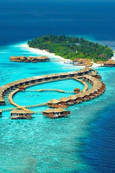 Lily Beach Resort in the Maldives. Great for Family Trips!