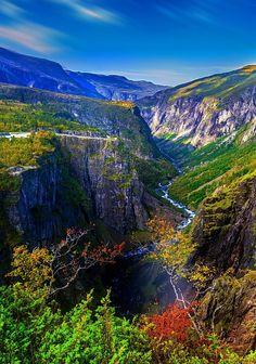 Amazing Vøringfossen Norway by Aziz Nasuti on 500px
