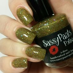 Sassy Pants Polish - Yellow Brick Road