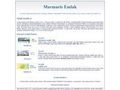 Marmarisbox.com Marmaris gayrimenkul sektörü haber analiz duyuru ilan sitesi 2008 yılından beri aralıksız yayında.