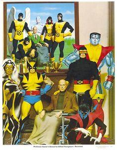 X-Men by Byrne, Fastner & Larson  Fastner & Larson (Steve Fastner & Rich Larson)  http://www.fastnerandlarson.com  More Fantasy @ http://groups.google.com/group/FantasyMagie & http://groups.yahoo.com/group/A1-Fantasy-Art & http://groups.yahoo.com/group/fantasy_forum  ~Inge~ @ http://www.facebook.com/groups/ArtandStuff & http://www.facebook.com/ComicsFantasy (like us pls!)