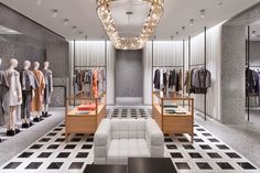 Green Pear Diaries: David Chipperfield diseña la nueva Flagship Store de Valentino en Nueva York