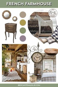 Do you really know decorating with French Farmhouse? This style is everywhere but few people actually know how to create it. Here's what you should do to get the perfect French farmhouse decor.