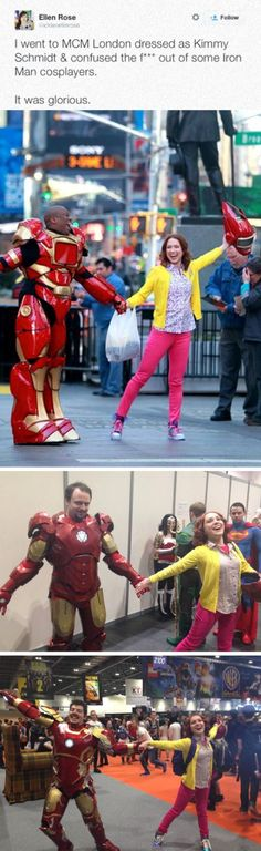 This Girl Is An Awesome Cosplayer