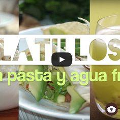 ¿No sabes qué cocinar?, aquí te dejo un menú de tres tiempos, que incluye pasta y la bebida tradicional de las casas mexicanas, mucho más saludables que...