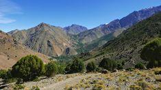 Z GÓRAMI W TLE: Imlil. Nie tylko Toubkal, czyli trekking w Atlasie Wysokim - część druga - przełęcz Tizi n'Mzik Trekking, Atlas Mountains, Half Dome, Morocco, Nature, Travel, Europe, Naturaleza, Viajes