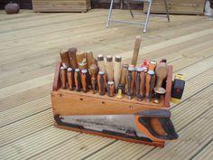 tool caddy - by pommy @ LumberJocks.com ~ woodworking community