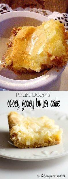 3 Egg. 1 18 1/4-ounce package Cake mix, yellow. 1 16-ounce box Powdered sugar. 1 tsp Vanilla. 8 tbsp Butter. 1 8-ounce package Cream cheese. #yummycakes