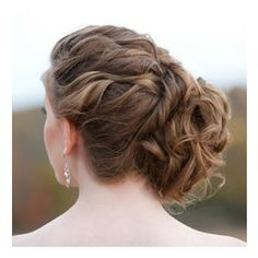 Wedding Hairstyles Naturally Glam