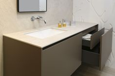 Bad, Sink, Vanity, Bathroom, Design, Home Decor, Sink Tops, Dressing Tables, Washroom