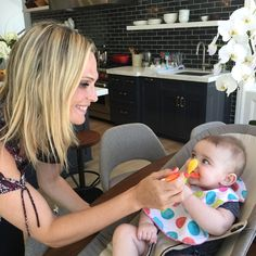 Healthy Baby Food | Molly Sims