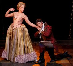 Pictures from Opera Atelier's production of Mozart's, The Marriage of Figaro.