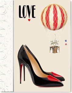Christian Louboutin Schuhe auf Pinterest | Louboutin Pumps ...