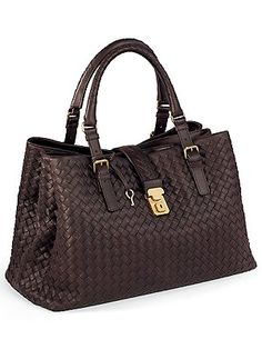 Bottega Veneta Roma Bag