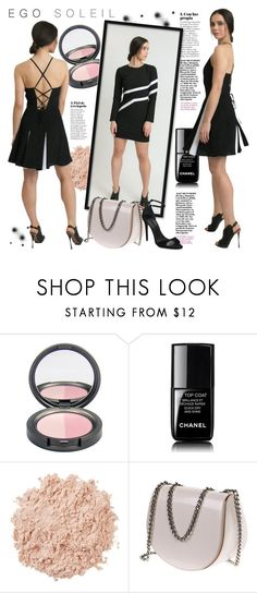 """EGO SOLEIL"" by gaby-mil ❤ liked on Polyvore featuring Chanel, La Mer, Alexander Wang and egosoleil"