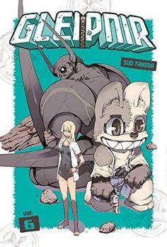 Gleipnir 6 by Sun Takeda, Feb 18, 2020, Kodansha Comics edition, paperback New Books, Good Books, Books To Read, Kindle, Sci Fi News, Manga Covers, Open Library, Penguin Random House, Kaito