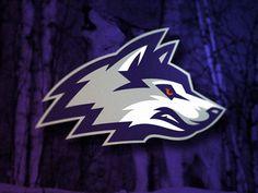 Huskies - American Logo Sport Theme