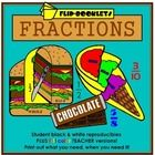 """In Spanish! Now your students can play with their food! These fun mini-books allow students to learn all about fractions by """"flipping"""" up portions . Food Themes, Mini Books, Flipping, Booklet, Kindergarten, Spanish, Students, Play, Learning"""